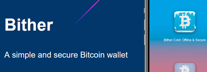 bither wallet btc