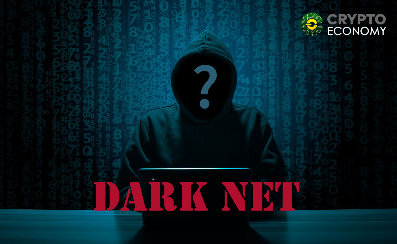 Comercio ilegal en la dark net