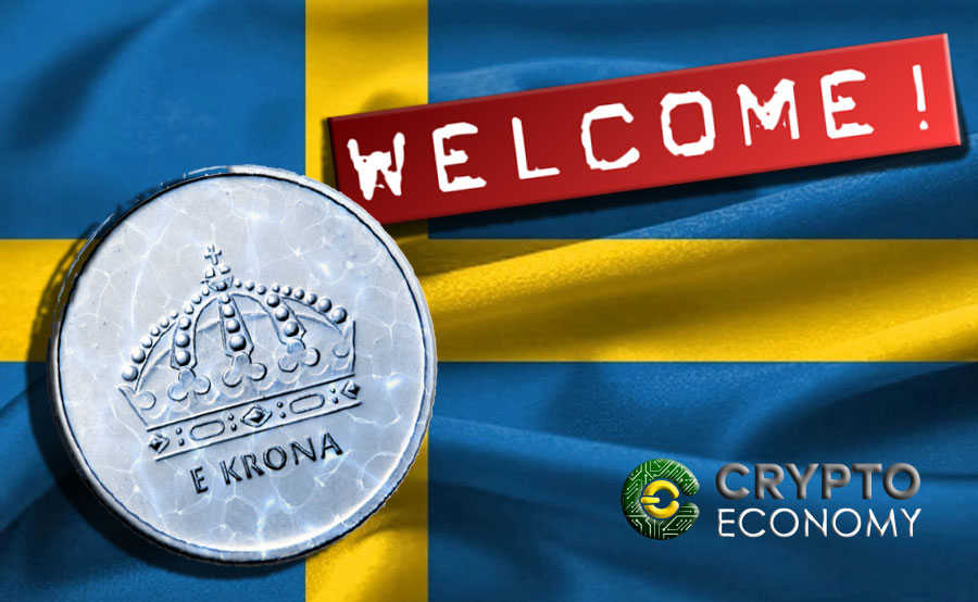 buy e krona cryptocurrency