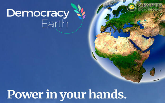 Democracy Earth: blockchain al servicio de la democracia efectiva
