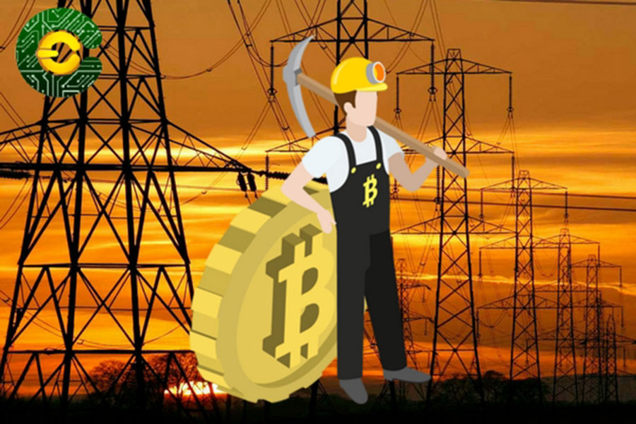 Iceland electricity Bitcoin