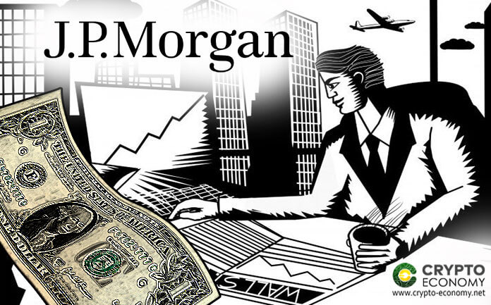 J.P. Morgan to Launch Its Own U.S. Dollar-Backed Cryptocurrency