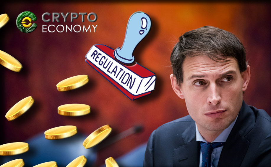 Netherlands Minister cryptocurrency