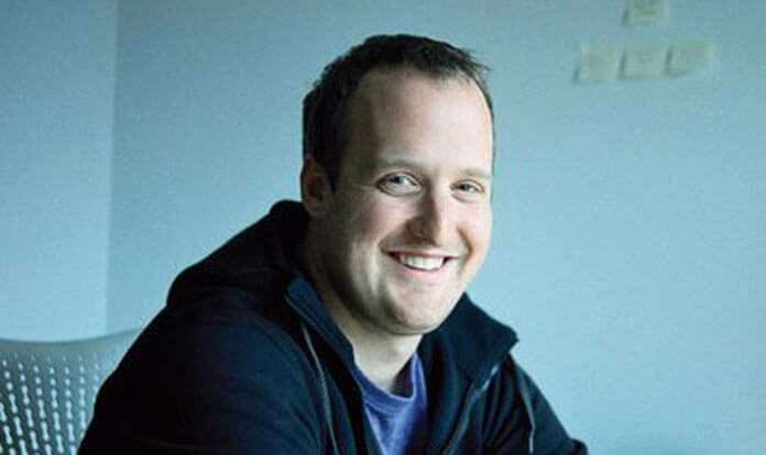CEO de Kik, Ted Livingston