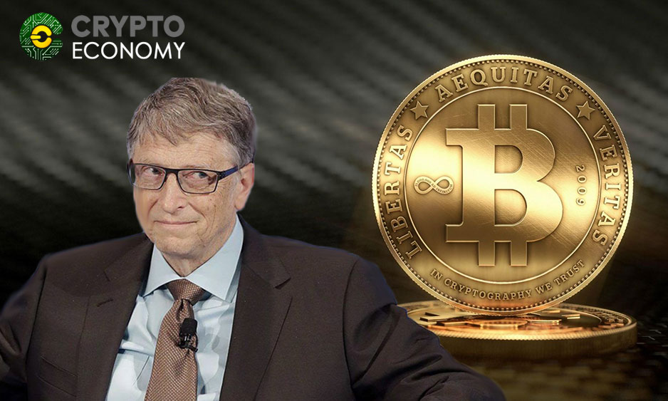Bill Gates intenta criminalizar Bitcoin