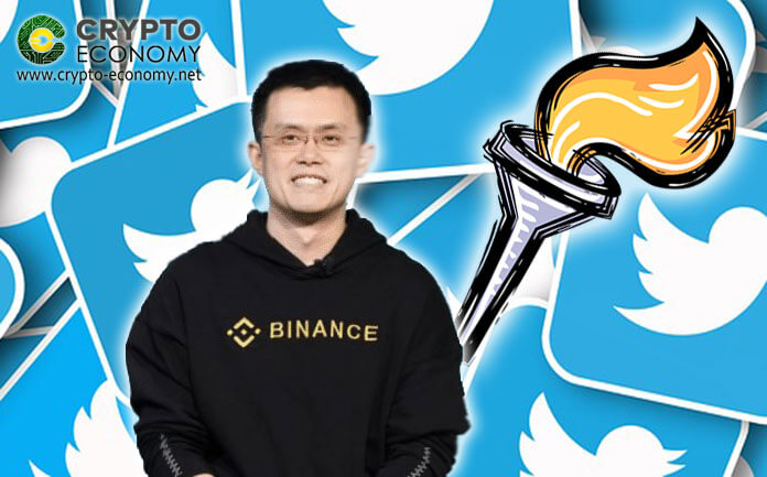 El CEO de Binance, CZ, pasa la