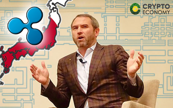 El presidente ejecutivo de Ripple, Brad Garlinghouse