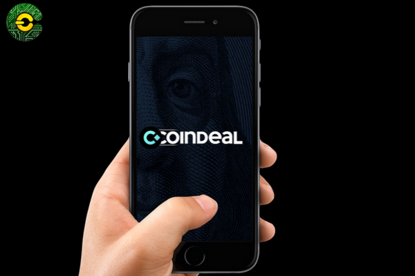 Coindeal smartphone