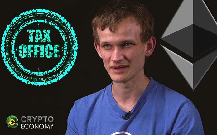 ethereum tax vitalik