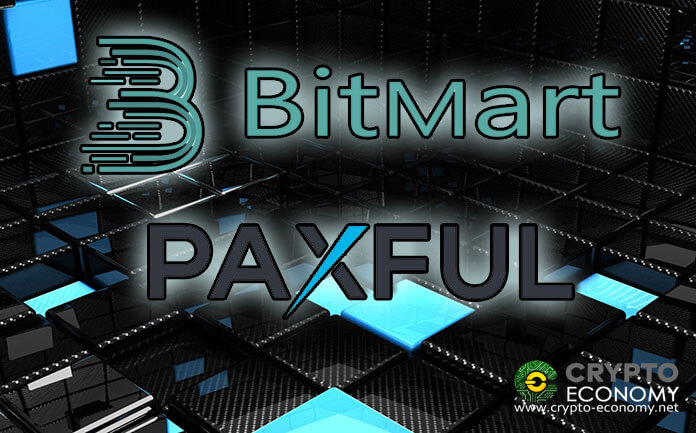 BitMart ingresa al ecosistema financiero Peer to Peer con Paxful