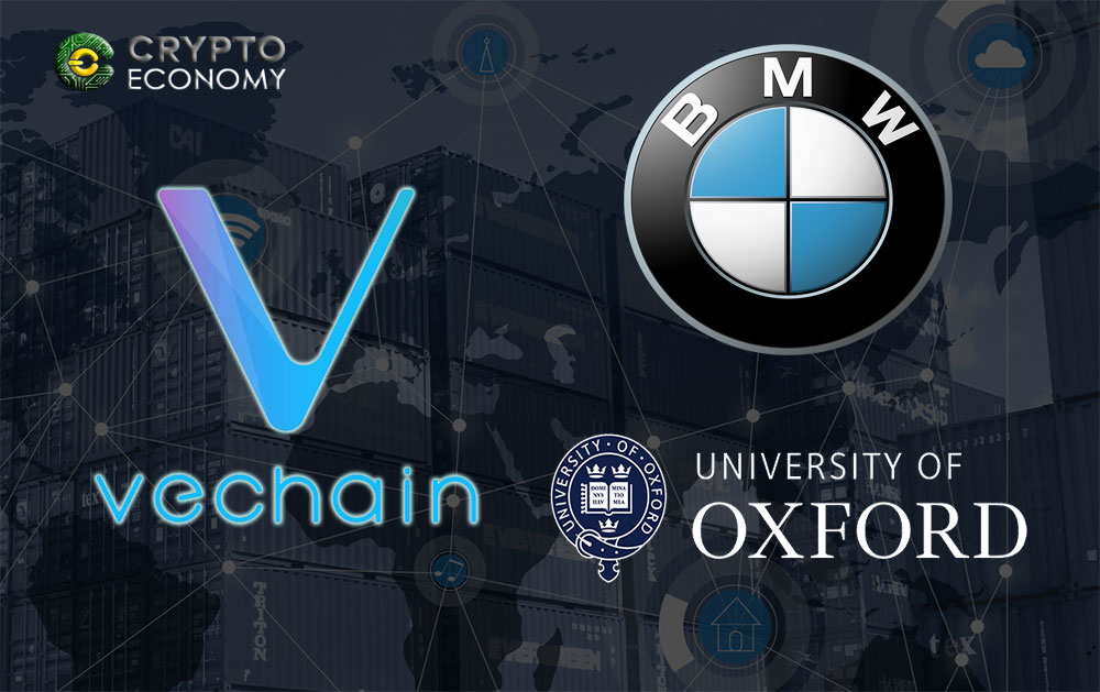 Vechain BMW Oxford