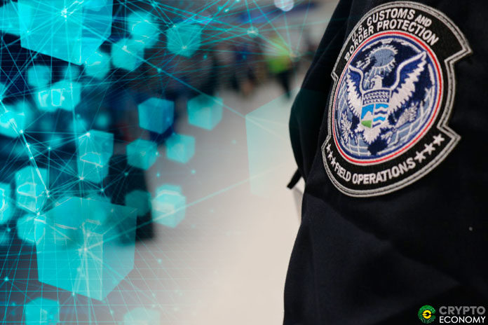 Customs and Border Protection Blockchain