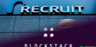 Recruit Holdings Blockstack PBC