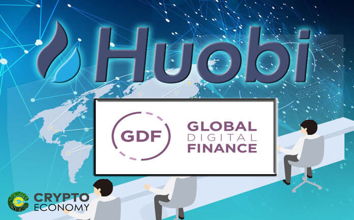 Huobi es el último miembro de Global Digital Finance (GDF)
