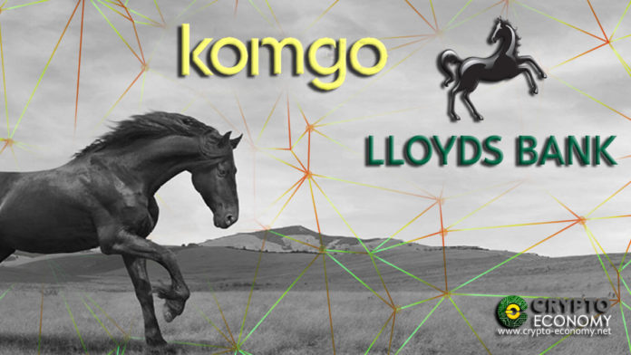 komgo lloyd´s bank