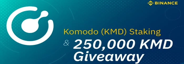 komodo binance