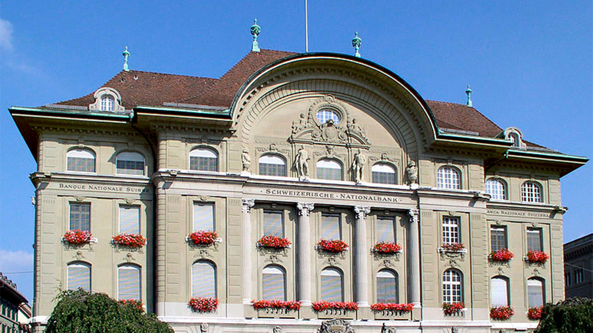 Swiss-central-bank